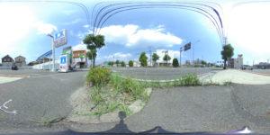 ローソン 岡崎葵町店 横 国道248号線沿い